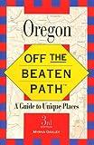 Oregon, Myrna Oakley, 0762700718