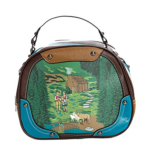'Bowlea' Alpine Bop Bag Bop Lindy Bowling 'Bowlea' Alpine Lindy Print nZOx6rWO
