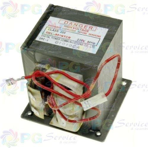 DeLonghi transformador del-951ntcr 230 V 50 Hz Microondas ...