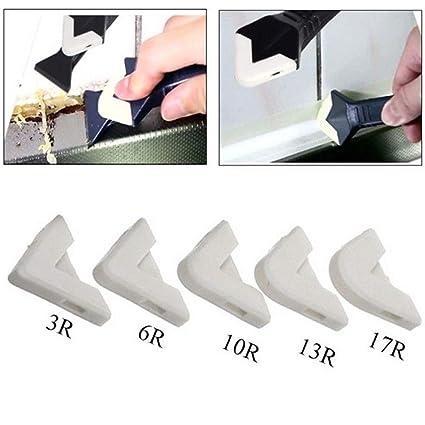 Amazon.com: Spatula Acero inoxidable – 5 piezas de silicona ...