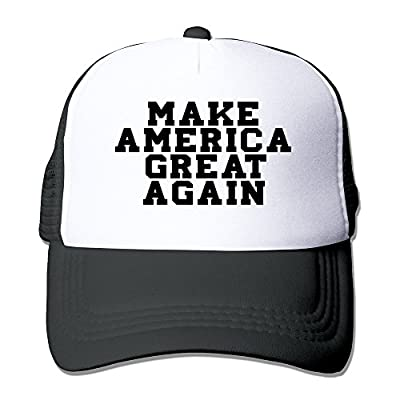 Jackey Trump Make America Great Again Trucker Cap