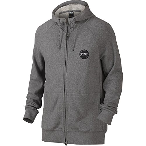 Oakley Men's Factory Pilot Canyon Hoody,Medium,Athletic Heather - Discount Oakley
