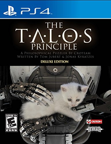 The Talos Principle: Deluxe Edition - PlayStation 4 (Portal 2 Playstation 4)