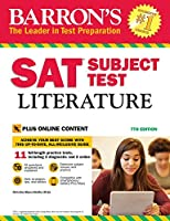 Barron's SAT Subject Test Literature, 7th Edition: with Bonus Online Tests
