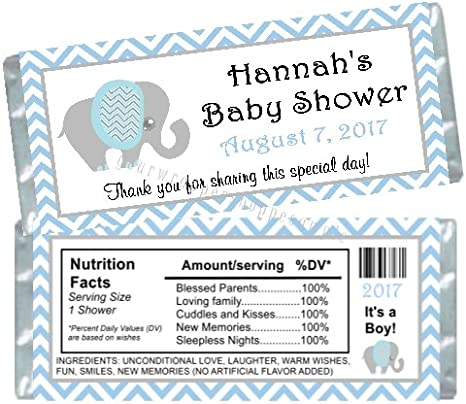 Personalised Pink /& Blue Baby Feet Shower Favour Tags x 10,20,25,30,35,40,50