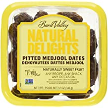 Bard Valley Natural Delights Medjool Dates Pitted 12oz, pack of 1