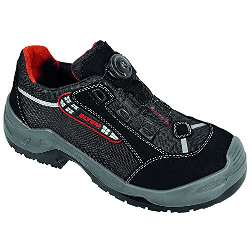 Elten 728531, Senex Boa zapatos de seguridad ESD S3, Multicolor, 38