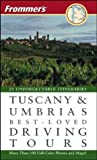 Tuscany and Umbria's Best-Loved Driving Tours, British Auto Association Staff, 0764543296