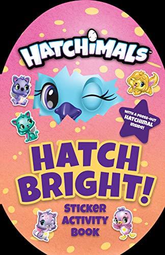Hatch Bright!: Sticker Activity Book