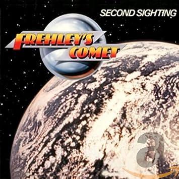 Second Sighting Album Cover