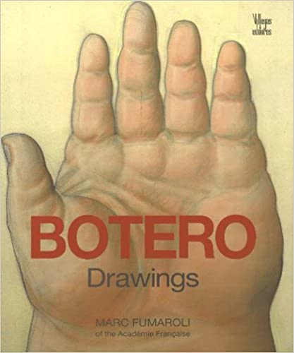 Book Botero, Drawings