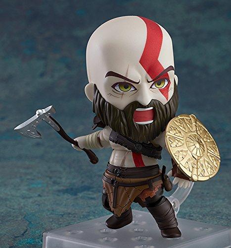 Good Smile God of War: Kratos Nendoroid Action Figure