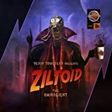 Ziltoid the Omniscient CD+CDE by Devin Townsend