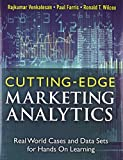 img - for Cutting Edge Marketing Analytics: Real World Cases and Data Sets for Hands On Learning (FT Press Analytics) book / textbook / text book