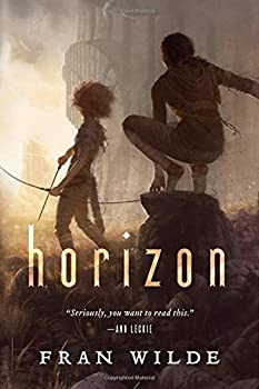 Horizon by Fran Wilde fantasy book reviews