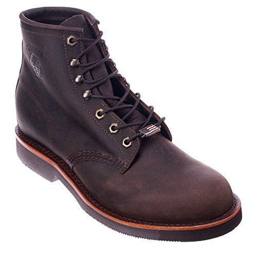 Chippewa Men's 6' Rugged Handcrafted Lace-Up Boot