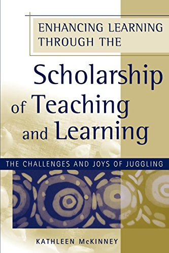 Enhancing Learning Through the Scholarship of Teaching and Learning: The Challenges and Joys of Juggling