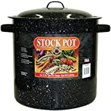 Granite Ware Stock Pot, 15.5-Quart