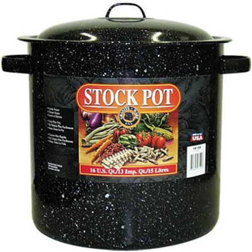 (Granite Ware Stock Pot, 15.5-Quart)