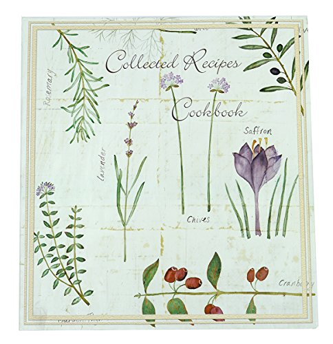 Meadowsweet Kitchens Collected Recipes Cookbook, Botanical Treasures design (File Recipe)