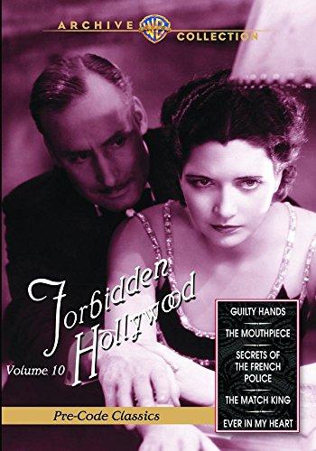 Forbidden Hollywood V10