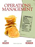 img - for Operations Management (10th Edition) book / textbook / text book