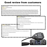 AnyTone AT-778UV Dual Band Transceiver Mobile Radio