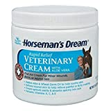 Horseman's Dream Veterinary Cream, Jar, 16-Ounces