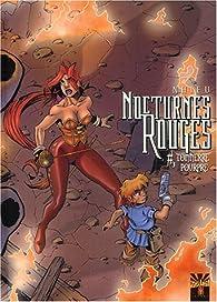 Nocturnes Rouges, tome 3 : Tonnerre pourpre par Emmanuel Nhieu