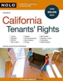 California Tenants' Rights, Janet Portman and David Brown, 1413309364