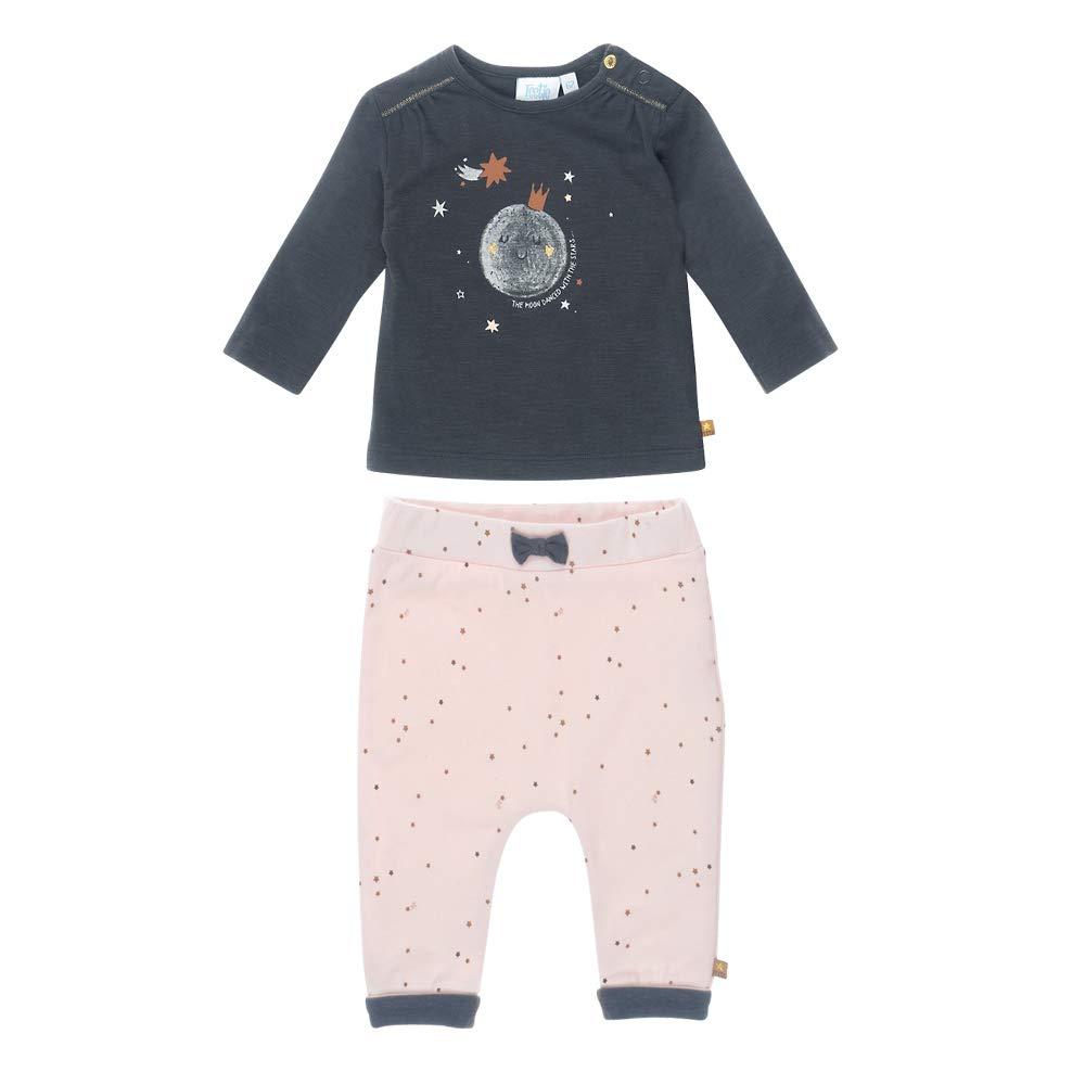 Feetje Baby-M/ädchen Set zweiteilig Moon Sparkle