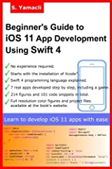 This book covers iOS 11 app design fundamentals using the latest Swift 4 programming language, Xcode 9 and iOS 11 SDK.The author assumes you have no experience in app development. The book starts with the installation of the required programm...
