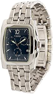 Sigma Casual Watch for Men , Stainless Steel Analog , black - SG2824BS7203