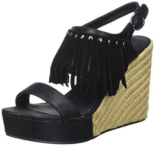 sale fashionable Les P'tites Bombes Women's Sabine Platform Sandals Black (Noir Noir) cheap sale clearance store sale for sale pre order sale online t20T0