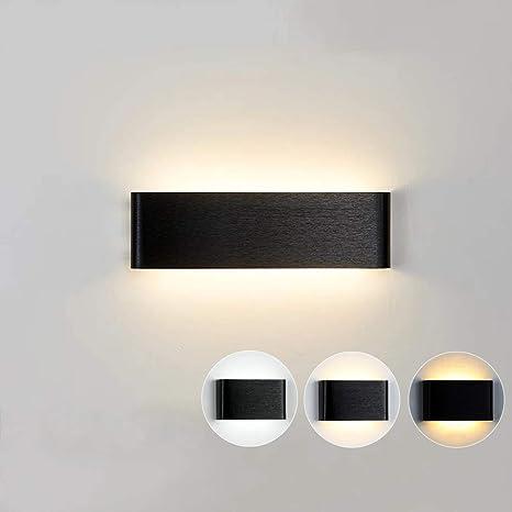 6W Led Wandlampe Wandleuchte up down stuffen Leuchte Flurlampe Modern Wand Lampe