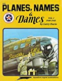 Planes, Names and Dames, Larry Davis, 0897472411