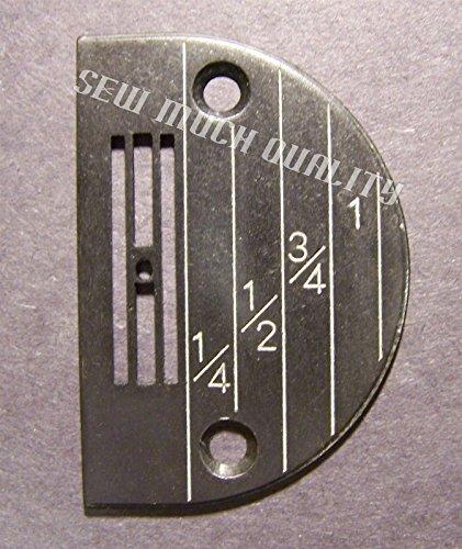 NEEDLE THROAT PLATE Juki DDL-552 DDL-555-4 DDL-8500 DDL87...