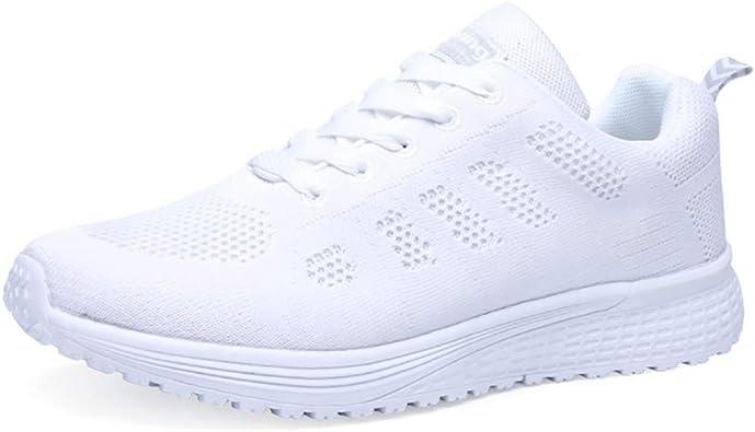 Orktree - Zapatillas de correr para mujer, ultraligeras: Amazon.es: Zapatos y complementos