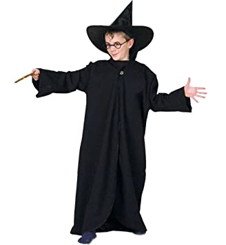 Fasching Karneval Kostum Zauberer Mantel Halloween Grosse 128 140