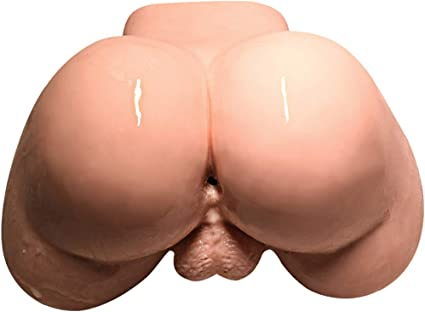 Amazon Com Deluxe Male Masturbation Gay Big Ass 3d Realistic Butt