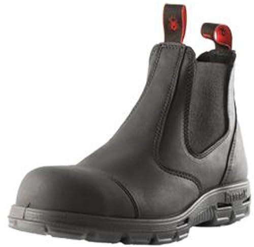 """6c435cb4acb Redback Boots USBBKSC """"Easy Escape"""" Steel Toe Scuff Cap – Black"""