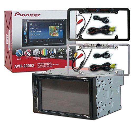 Pioneer Double DIN 2DIN AVH-200EX 6.2