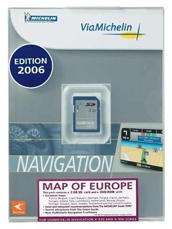 viamichelin navigation 6.5