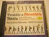 Prussian & Austrian Marches: Berlin Philharmonic Wind Ensemble, Herbert von Karajan, Conductor