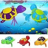 SODIAL(R) Flottant de liquidation natation tortue d'ete jouet pour enfants piscine bain
