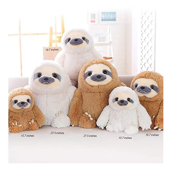 Cute Sloth Plush | 15.7 Inches | Winsterch Plushies 7