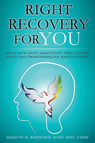 Right Recovery for You - German  [Bradford, Marilyn] (Tapa Blanda)