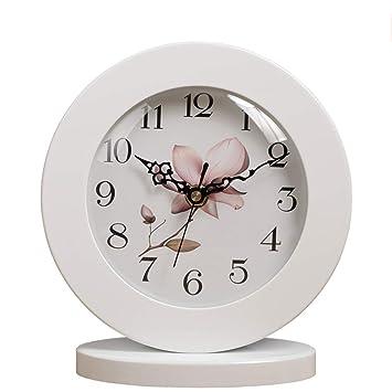 SX-ZZJ ^Relojes de Mesa Relojes de Mesa para Sala de Estar Decoración Relojes