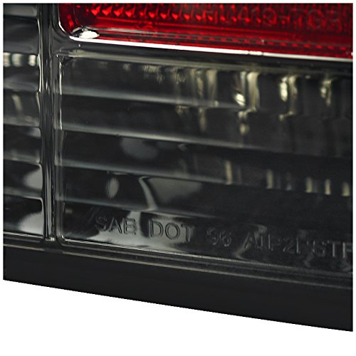 Spec-D Tuning LT-E3997GLED-TM Smoke Tail Light Led