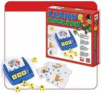 Juego Aprende Inglés (Learn English): Amazon.es: Juguetes y juegos